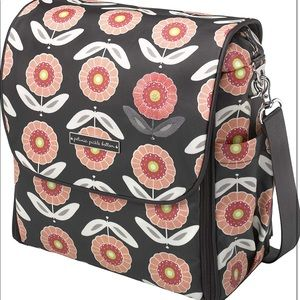 Petunia Pickle Bottom Boxy Bag/ Diaper Bag